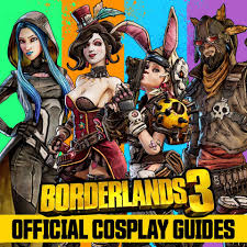 Gearbox - The Borderlands 3 cosplay guides for Moxxi,... | Facebook