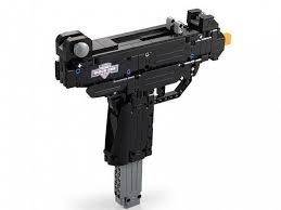 <b>Конструктор CADA deTech пистолет-пулемет</b> Micro Uzi (359 ...