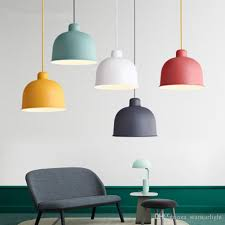 Chandelier Nordic Pendant <b>Lamp Modern Simple</b> Creative ...