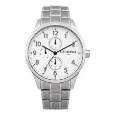Наручные <b>часы Ben Sherman WB004SM</b> Spitalfields Multi-Function ...