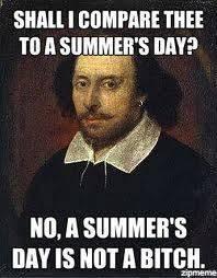 Shakespeare Memes | Old English, Nick New Girl and Meme via Relatably.com