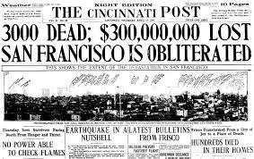 「1906, san francisco great earthquake」の画像検索結果