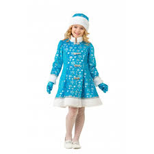<b>Батик Карнавальный костюм Снегурочка</b> 181 - Акушерство.Ru