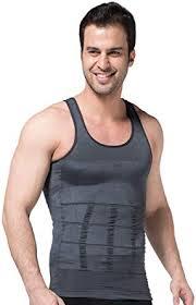 Semir Mens Compression Shirts Body Shaper ... - Amazon.com