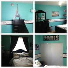 Paris Inspired Bedrooms Paris Theme And Tiffany Blue Bedroom Home Pinterest Colors