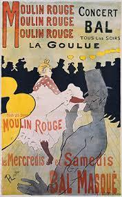 art nouveau   essay   heilbrunn timeline of art history   the    moulin rouge  la goulue