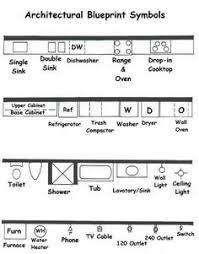 architect blueprint symbols architecture drawing floor plans