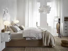 white ikea bedroom furniture a light bedroom furnished with a bed in white stained oak combined bedroom furniture at ikea