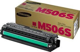 <b>Тонер</b>-<b>картридж</b> Samsung <b>CLT</b>-<b>M506S</b>, пурпурный, для ...