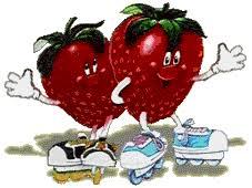 """Résultat de recherche d'images pour """"gifs de fraises du régime"""""""