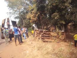 Image result for Fatal accident claims the life of one in Abakaliki