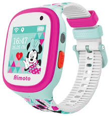 <b>Часы</b> Кнопка жизни <b>Disney</b> Минни — купить по выгодной цене на ...