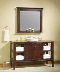 open bathroom vanity cabinet: captivating open shelf bathroom vanity cabinet custom with and drawers single wooden