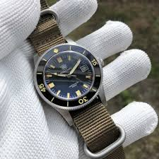 <b>New Arrival 2020</b>! SD1962 Steeldive Brand 200M Water Resistant ...