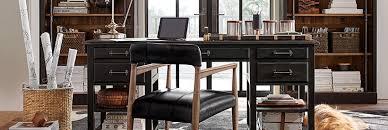 amazing home office desks amp desk sets pottery barn regarding table desks home offices amazing desks home