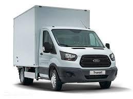 Купить новый Ford Transit в Самаре: 2019 года, цена 2 073 000 ...