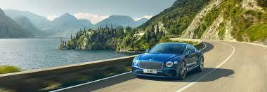 The <b>new</b> Bentley Continental GT | Bentley Motors