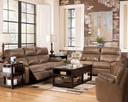 taupe living room photo