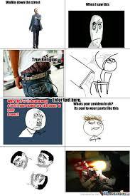 RMX] Baggy Pants by mrmcfapps - Meme Center via Relatably.com