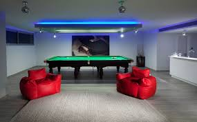 image of walmart pool table basement billiard room lighting