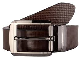 Buy Exotique <b>Men's Formal Leather Belt</b> (BM0030) at Amazon.in