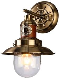 <b>Настенный светильник Arte Lamp</b> Sailor A4524AP-1AB — купить ...