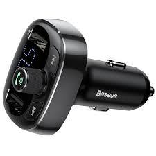 <b>Baseus T</b> typed Bluetooth MP3 – автомобильное зарядное ...