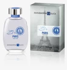 """<b>Mandarina Duck Let</b>""""s Travel To Paris , Png Download - Mandarina ..."""