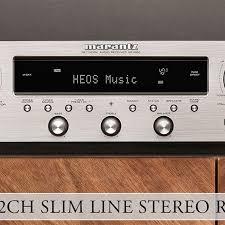 Новый сетевой <b>стерео ресивер Marantz NR1200</b>