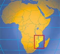 Resultado de imagem para mapa moçambique