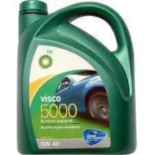 Отзывы о <b>Масло моторное BP Visco</b> 5w40
