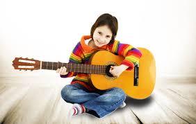 Лучшие уменьшенные <b>гитары</b> для вашего ребенка
