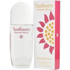 <b>elizabeth arden sunflowers summer</b> bloom eau de toilette spray 100ml