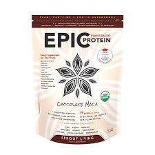 Chocolate Maca | Vegan <b>protein powder</b>, <b>Organic plant protein</b> ...