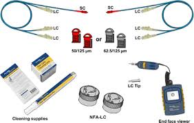 LC to LC duplex fiber loss testing with OptiFiber and <b>DTX</b>-xFM2 ...