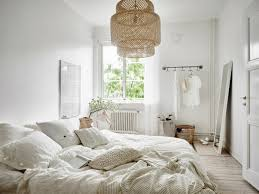 scandinavian bedroom set up mirror plant floor bedroom design scandinavian set