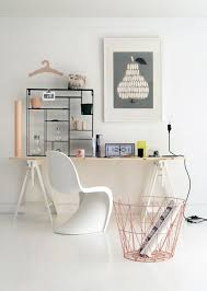 cool office space ideas setups scandinavian stylish designs along with white painting wall and cream sminimalist awesome scandinavian ideas