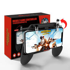 W10 <b>Pubg</b> Controller <b>Mobile GamePad</b> Joystick For <b>Mobile Phone</b> ...