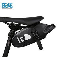 Roswheel 131363 Fully <b>Waterproof Bike Saddle Bag Bike</b> Under ...