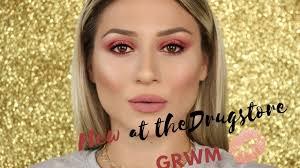 GRWM - NEW AT THE DRUGSTORE || GIO DREVELI || - YouTube