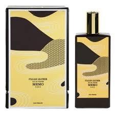 <b>Memo Italian Leather</b> — мужские и женские духи, <b>парфюмерная</b> и ...