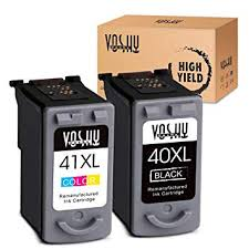 Voshy PG-40 CL-41 Remanufactured Ink Cartridges ... - Amazon.com