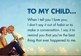 True Love Quotes: I Love You Quotes Children