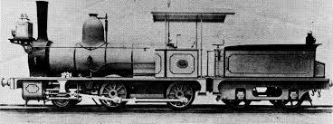 Queensland A10 Fairlie class locomotive