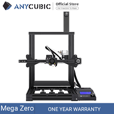 <b>ANYCUBIC Mega Zero</b> DIY 3D Printer 220X 220X250 desktop 3d ...