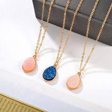 <b>Crystal</b> Drop Necklace Reviews - Online Shopping <b>Crystal</b> Drop ...