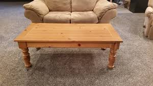 the table served me well through college and several moves now that we finally have a basement thats livable its been moved downstairs where it fits in chalk paint coffee table