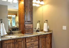 simple track lighting with rustic bathroom mirror cabinet using sleek towel rail for decorative bathroom ideas bathroom track lighting ideas
