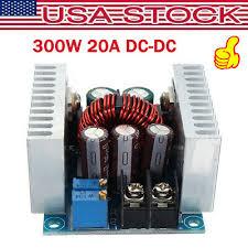 <b>300W 20A DC</b>-<b>DC Converter</b> Step down Buck- Boost Power ...