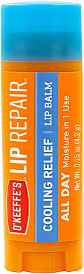 O'Keeffe's <b>Lip Repair Cooling Relief</b> Stick, 4.2 g: Amazon.co.uk ...